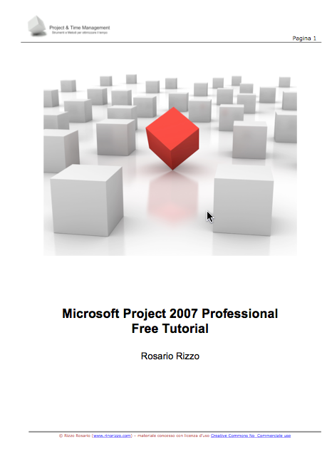 Manuale Project 2007 - Gratuito